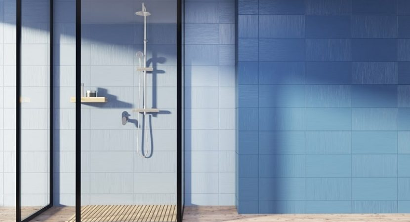 how to install a shower stall