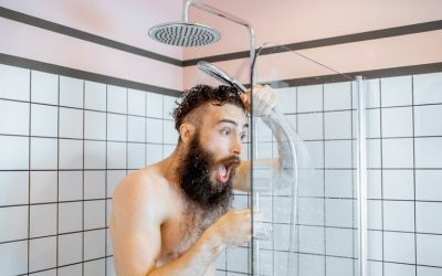 cold shower therapy