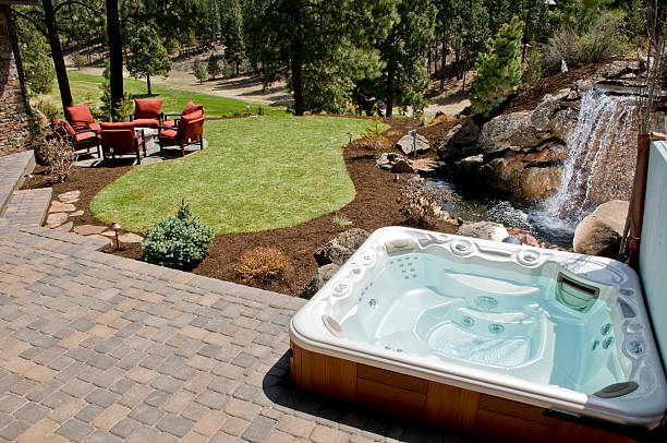 type of hot tubs
