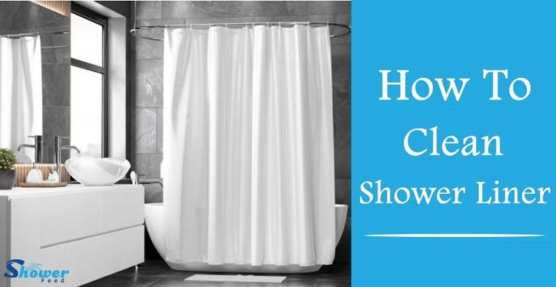 shower curtain cleaning hacks
